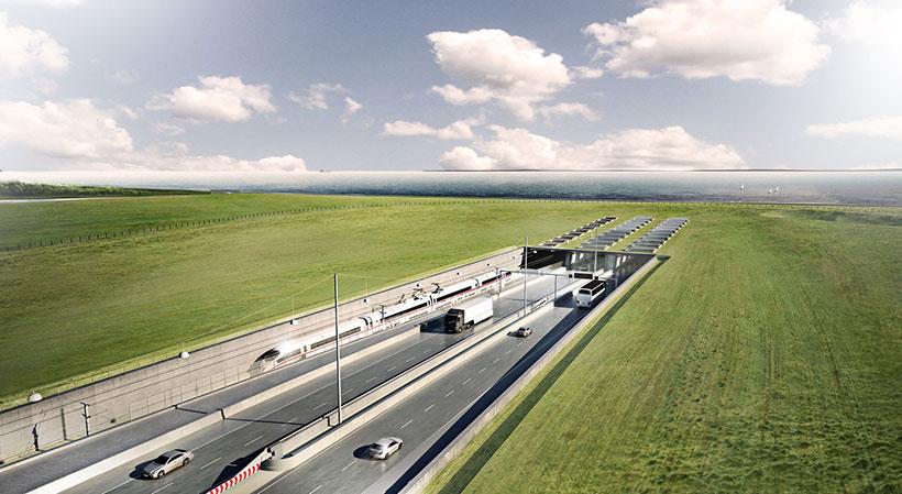 Utilaje&Constructii tunel Femern