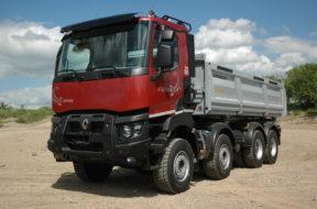 Utilaje&Constructii Renault Trucks