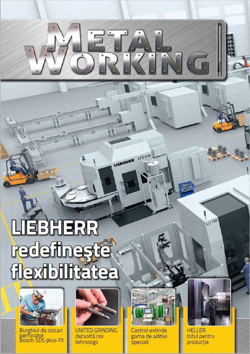 Revista MetalWorking August 2017