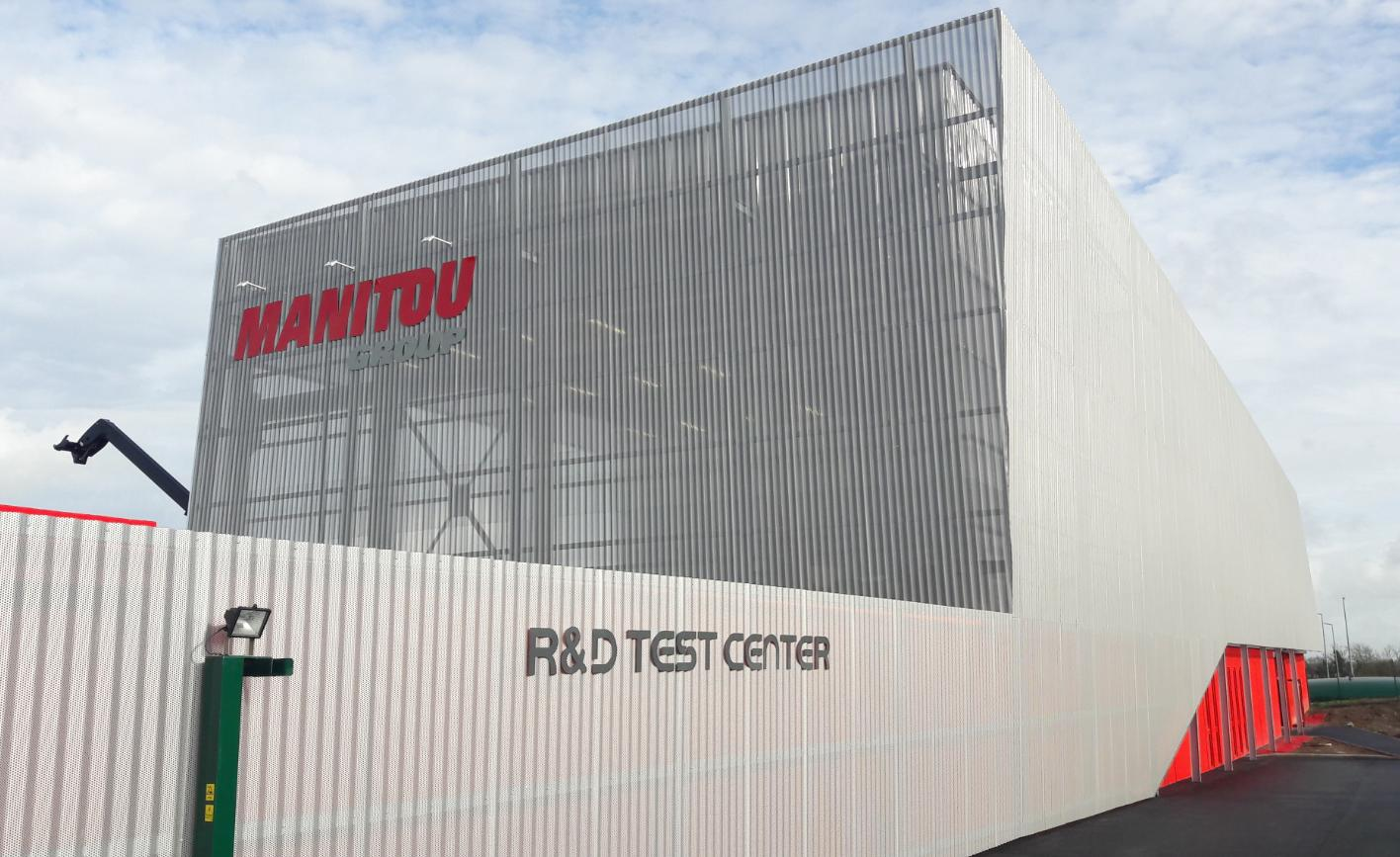 "Manitou a inaugurat un nou centru de Testare ""R&D"""