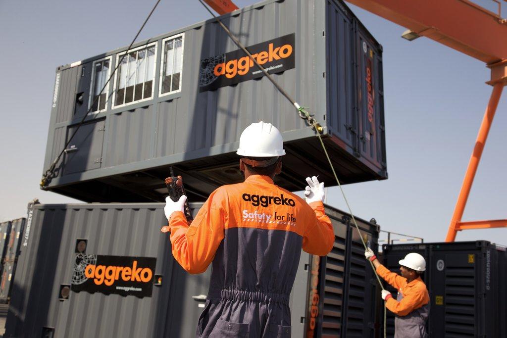 Generatoarele Aggreko – Putere continuă
