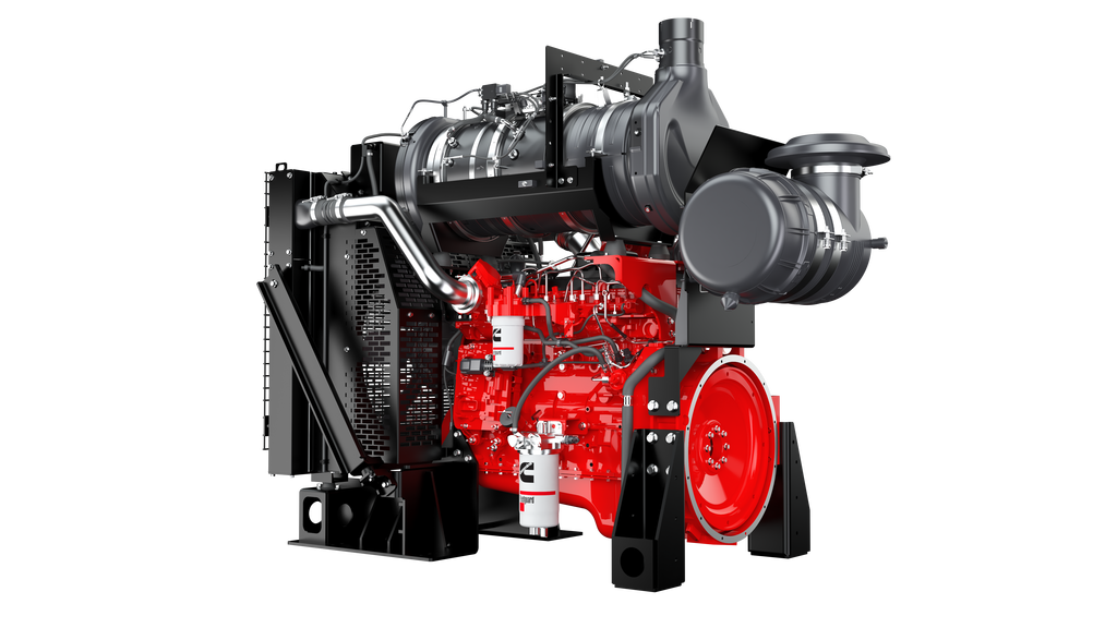Cummins adaugă motoarelor Stage V o nouă gamă de unități de putere