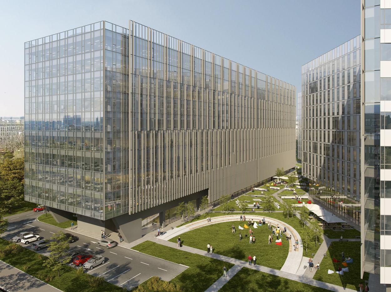 Skanska investește 76 de milioane de euro în fazele 2 și 3 ale proiectului Campus 6