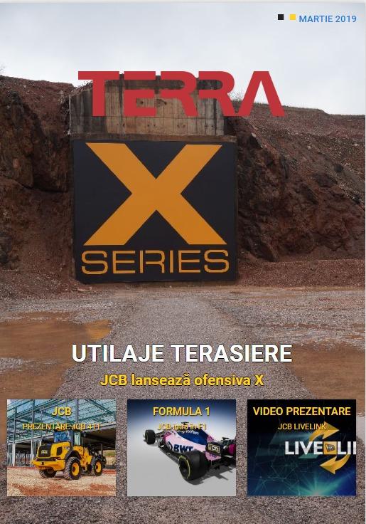 S-a lansat revista on-line TERRA Romania!