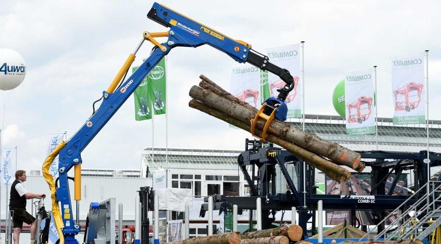 LIGNA 2019 – Cel mai spectaculos eveniment al industriei forestiere