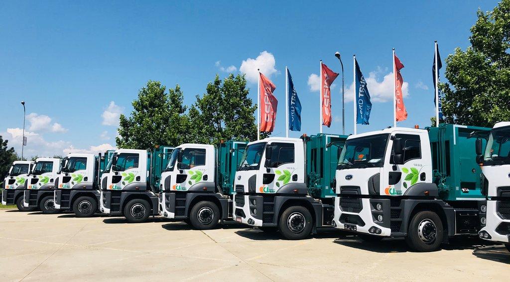Cefin Trucks, partener de cursă lungă pentru Financiar Urban