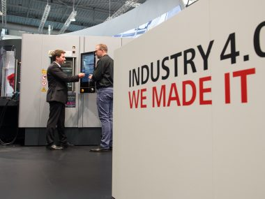 EMO Hannover, 18. bis 23. September 2017