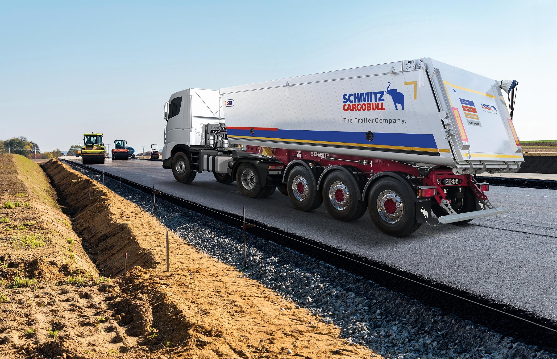 Schmitz Cargobull: mai ușor, mai eficient, mult mai digital