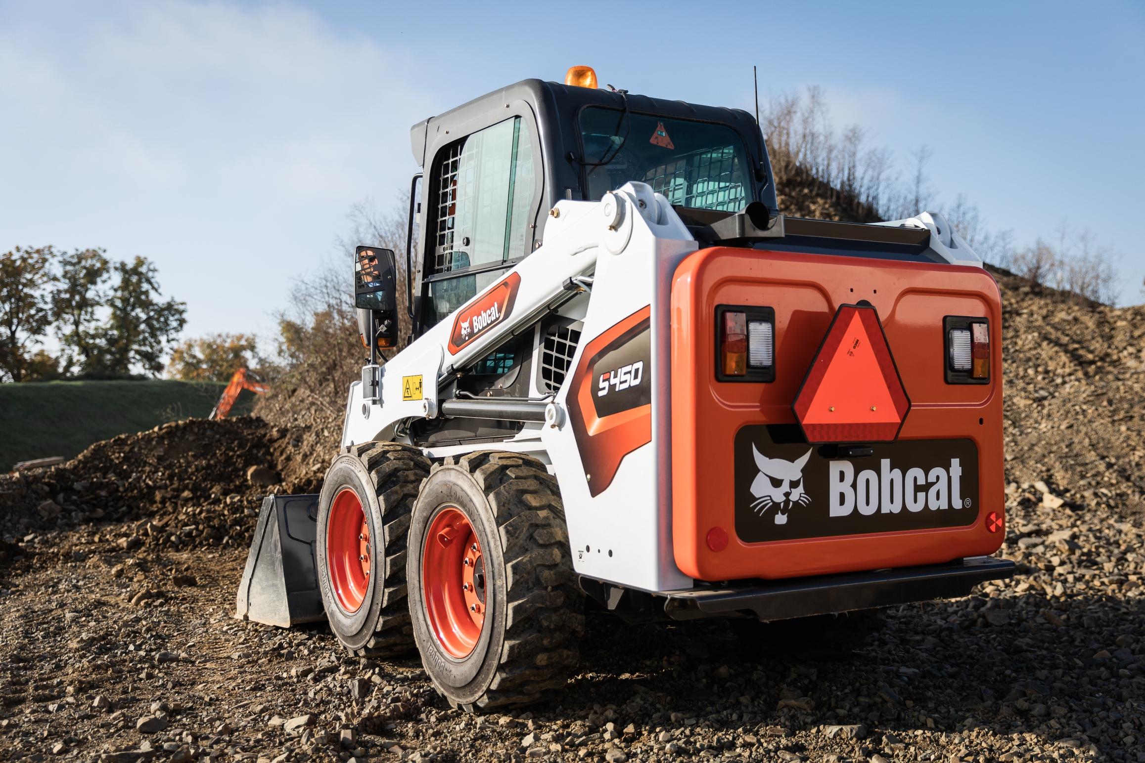 Bobcat a prezentat noua gamă încărcătoare