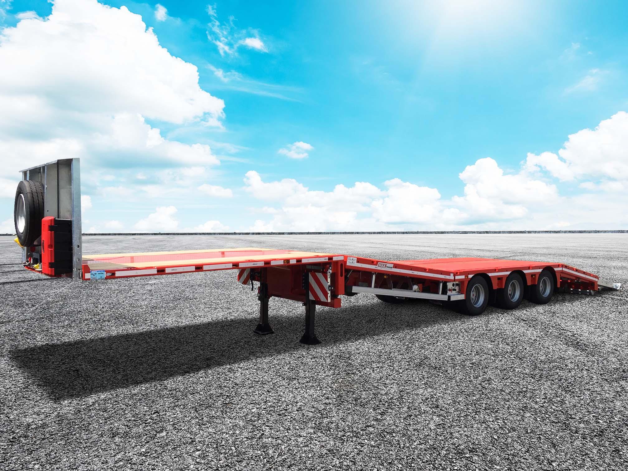 Lungime mai mare de încărcare cu peste 6 metri, la același cost