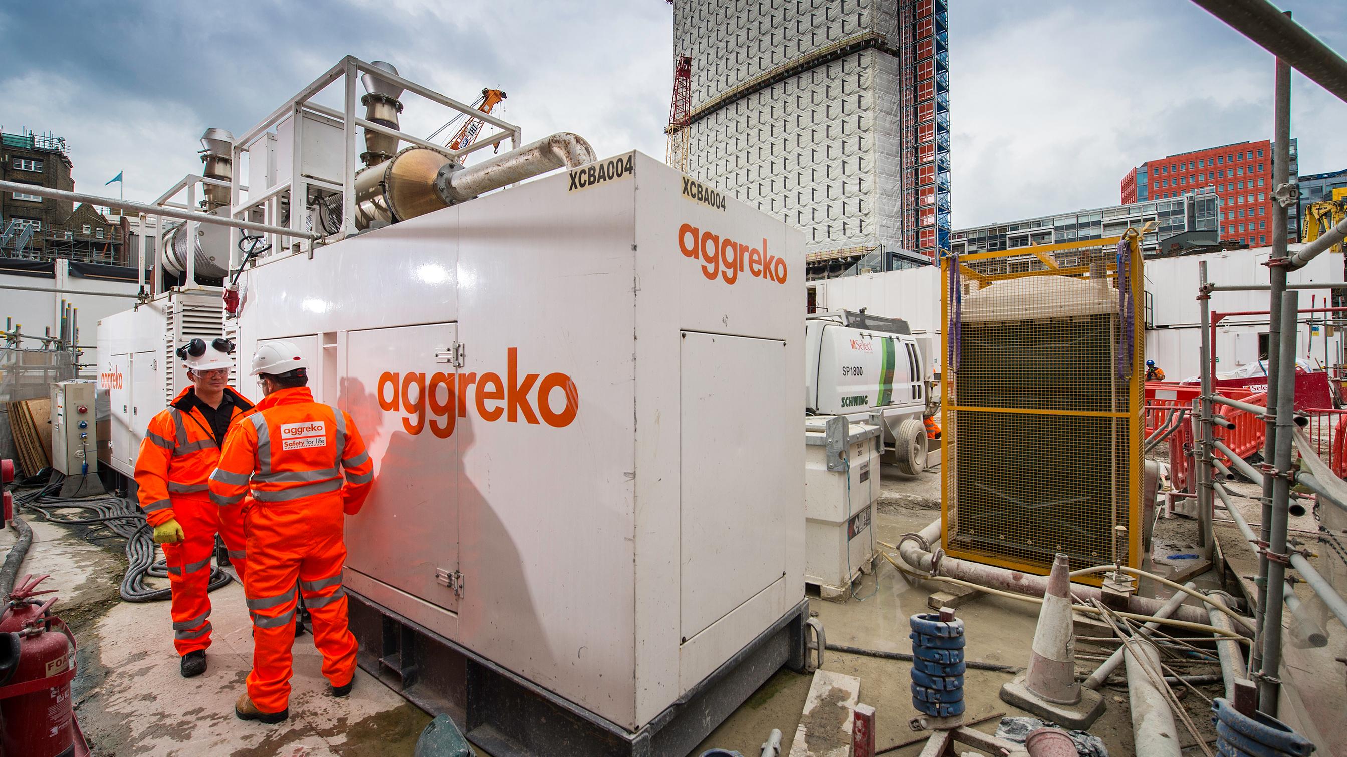 Aggreko, gata pentru orice intervenție de urgență