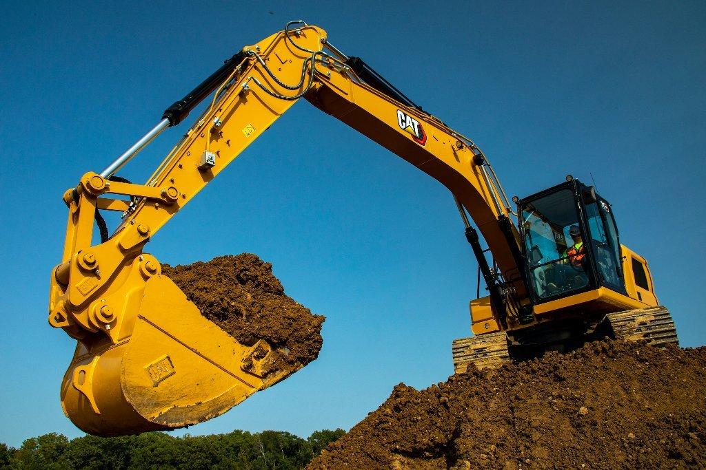 Noua generație de excavatoare CAT 317 ȘI CAT 317 GC