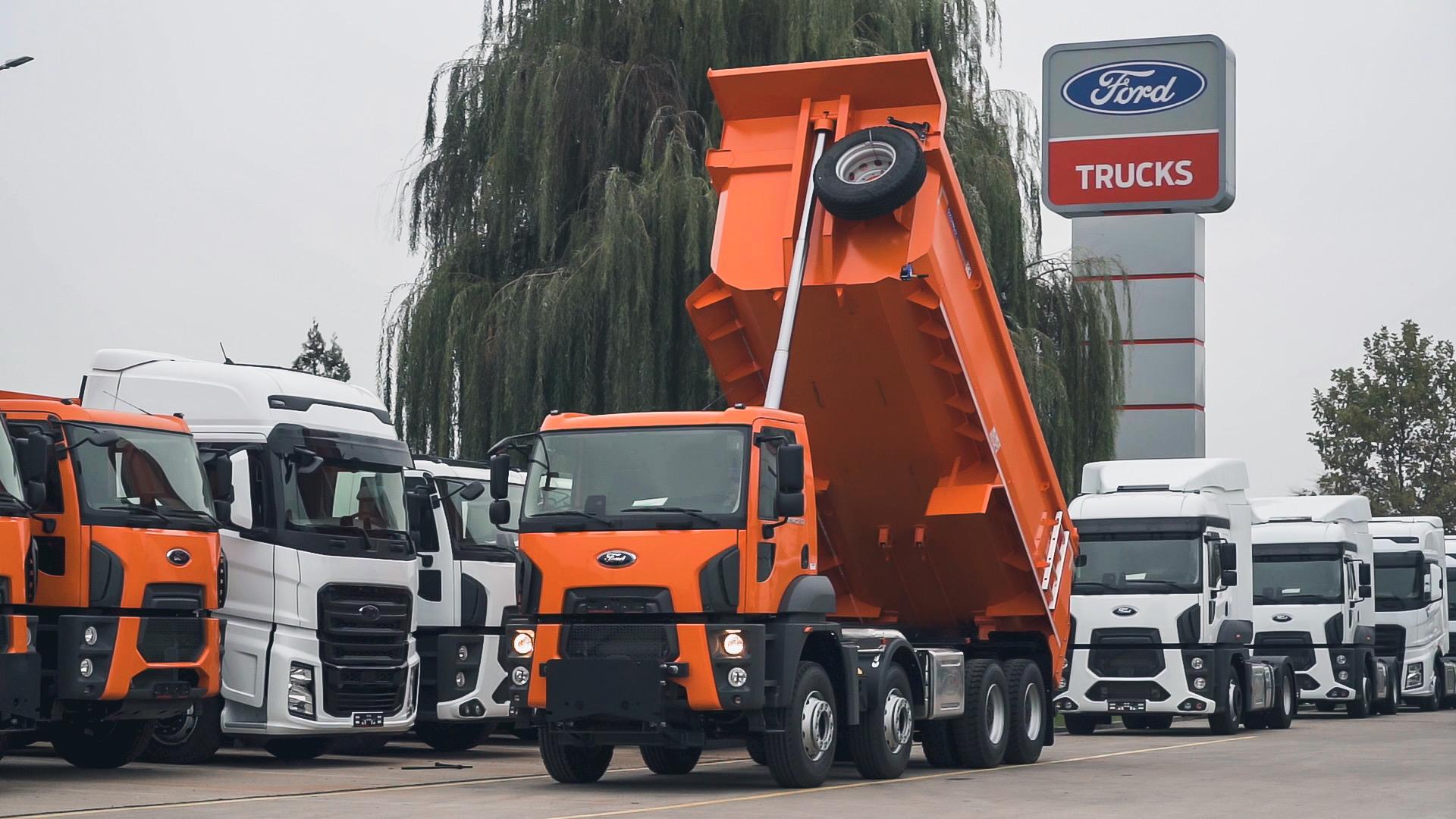 """Magia"" Cefin Trucks continuă"