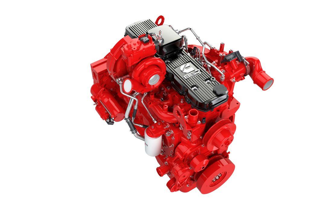 Noua generație de motoare CUMMINS B6.7- seria de performanță