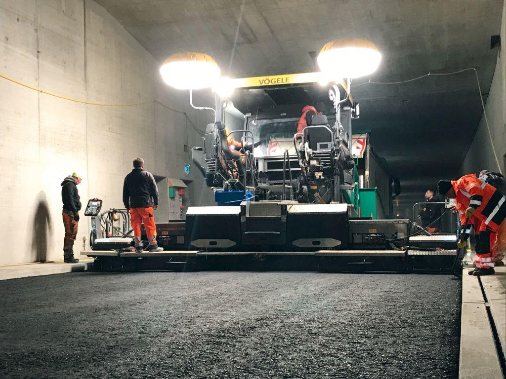 Cum să torni asfalt de calitate la temperatură redusă