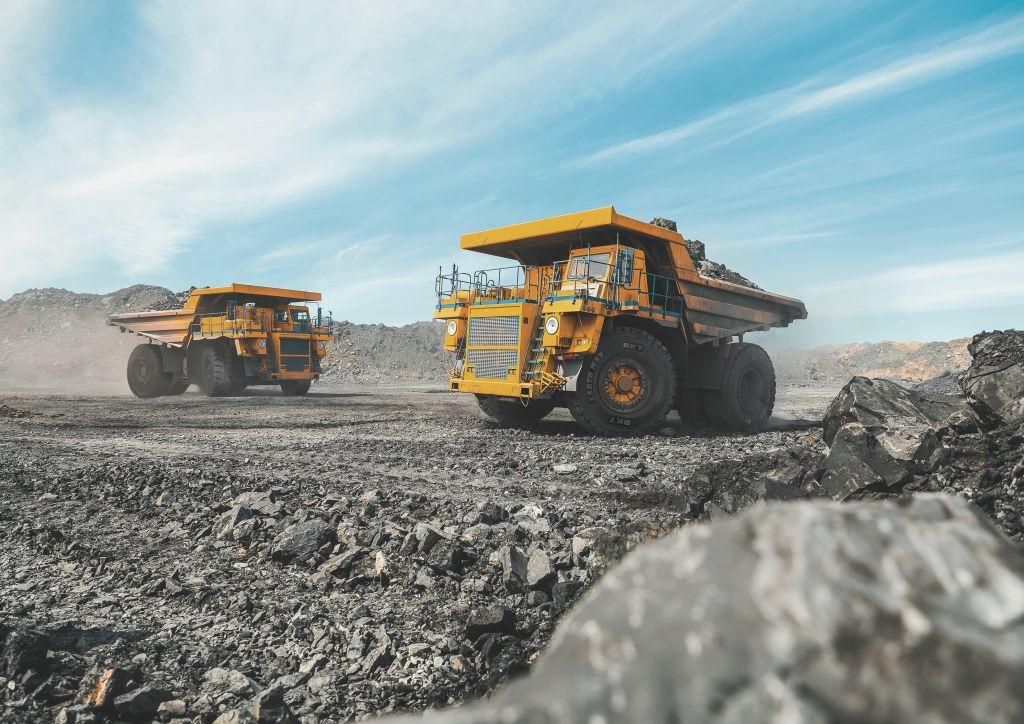 Soluţii BKT pentru sectorul minier