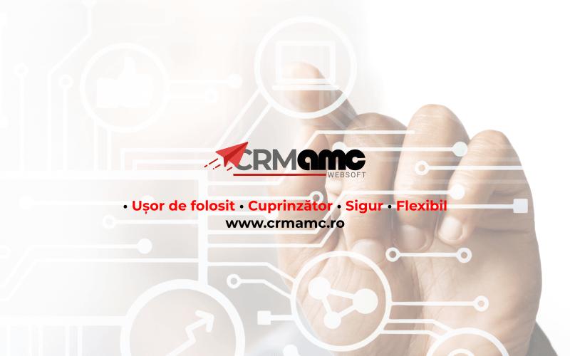 AMC WEBSOFT SRL lansează platforma CRM AMC