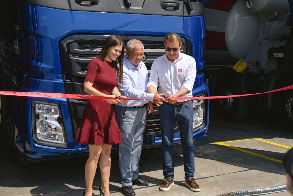 Cefin Trucks deschide un nou service partener Ford Trucks în Oradea